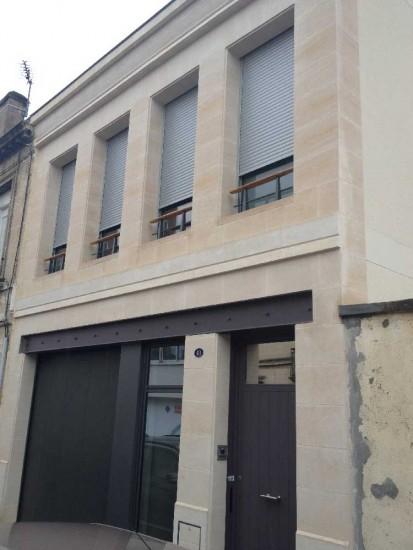Pose de menuiseries aluminium à Bordeaux